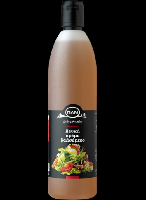 PAN WHITE BALSAMIC CREAM, 500ml plastic bottle