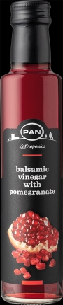 Balsamic Vinegar with Pomegranate 250ml